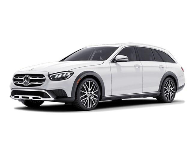 New 2021 Mercedes-Benz E-Class E 450 4MATIC Wagon for Sale in Kennewick, WA