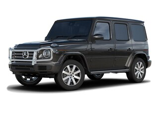 New 2021 Mercedes-Benz G-Class G 550 SUV for Sale in Fresno