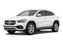 New 2021 Mercedes-Benz GLA 250 GLA 250 (GLA 250 SUV) Polar White in Fort Myers