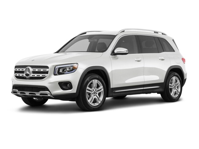New 2021 Mercedes-Benz GLB 250 4MATIC SUV in Belmont