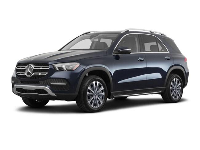 New 2021 Mercedes-Benz GLE 450 4MATIC SUV Near Natick