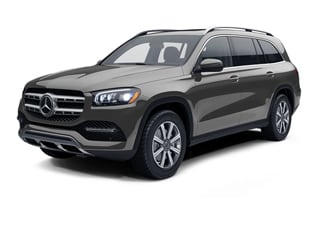 2021 Mercedes-Benz GLS 450 SUV Selenite Gray Metallic
