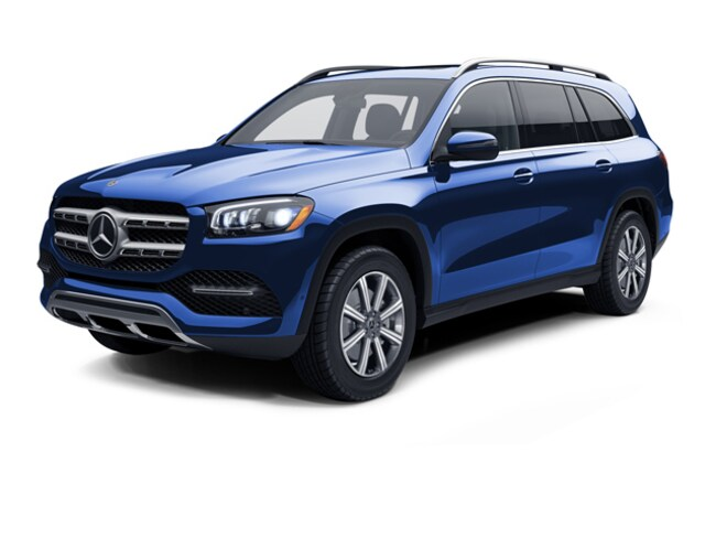 New 2021 Mercedes-Benz GLS 450 4MATIC SUV Lubbock, TX