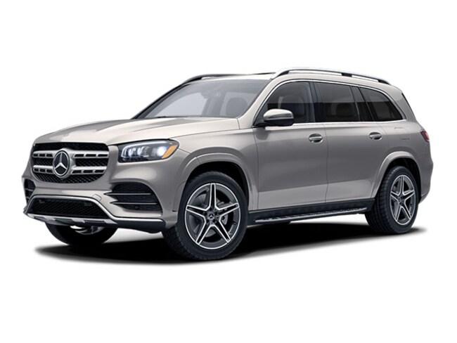 New 2021 Mercedes-Benz GLS 580 4MATIC SUV Lubbock, TX