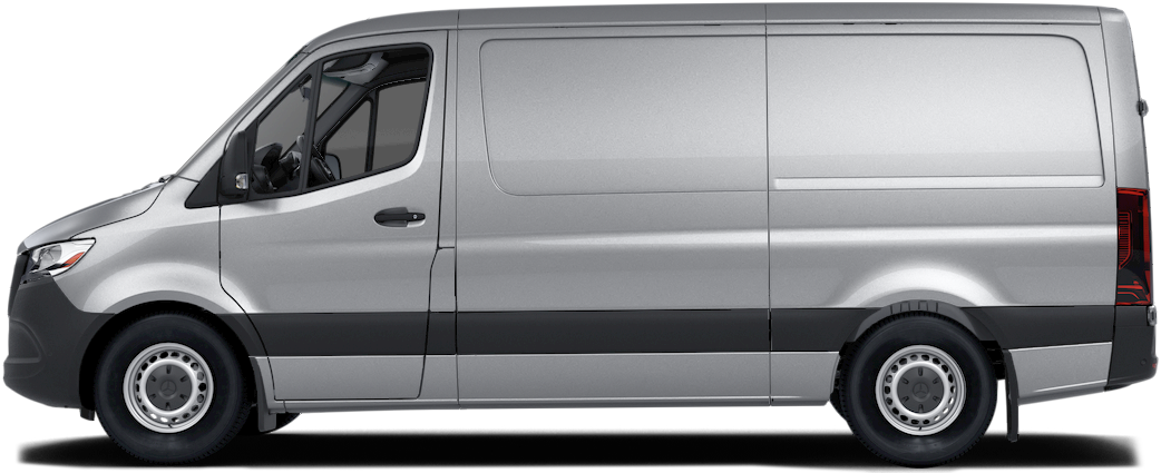 2021 Mercedes-Benz Sprinter 1500 Van Standard Roof I4