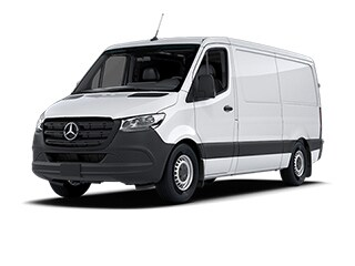 2021 Mercedes-Benz Sprinter 2500 Van