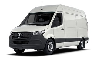 2021 Mercedes-Benz Sprinter 2500 High Roof I4 Van Cargo Van