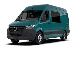 2021 Mercedes-Benz Sprinter 2500 High Roof I4 Van Crew Van