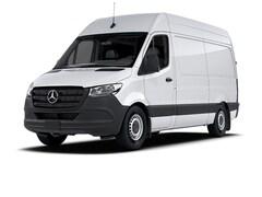 New 2021 Mercedes-Benz Sprinter 2500 High Roof I4 Diesel Van Cargo Van Arctic White in Fort Myers