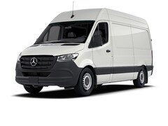 2021 Mercedes-Benz Sprinter 2500 High Roof I4 Diesel Van Cargo Van
