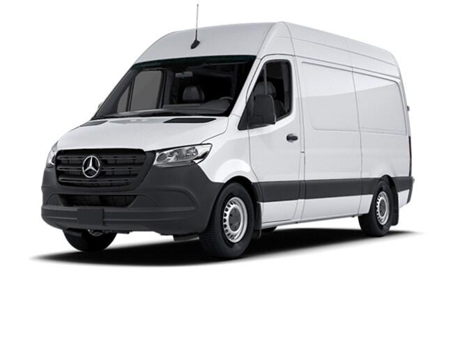 2021 Mercedes-Benz Sprinter Cargo 2500 Refrigerated 4x2 2500  170 WB High Roof (3.0L V6)