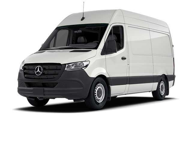 2021 Mercedes-Benz Sprinter 2500 Cargo Van
