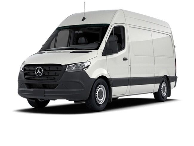 2021 Mercedes-Benz Sprinter 2500 High Roof V6 Van Cargo Van