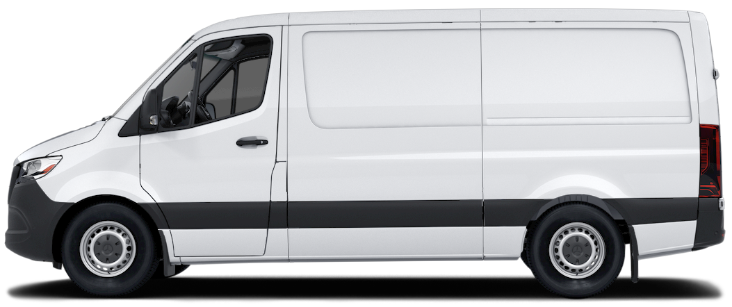 2021 Mercedes-Benz Sprinter 2500 Van Standard Roof I4
