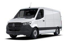 New 2021 Mercedes-Benz Sprinter 2500 Standard Roof I4 Diesel Van Cargo Van Arctic White in Fort Myers