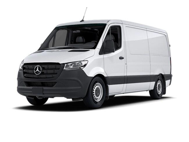 2021 Mercedes-Benz Sprinter Cargo 2500 4x2 2500  144 in. WB Cargo Van (2.0L Diesel I4)