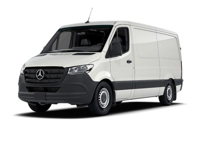 2021 Mercedes-Benz Sprinter 2500 Standard Roof I4 Diesel Van Cargo Van