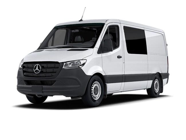 2021 Mercedes-Benz Sprinter 2500 Standard Roof I4 Van Crew Van
