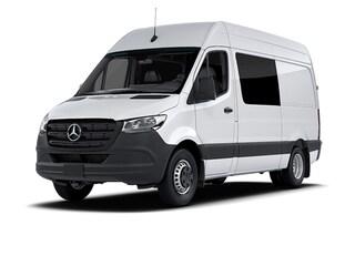 2021 Mercedes-Benz Sprinter 3500 High Roof I4 Van Crew Van