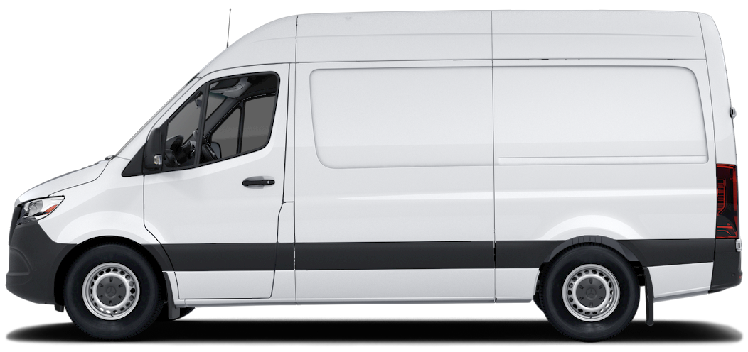 2021 Mercedes-Benz Sprinter 3500 Van High Roof V6