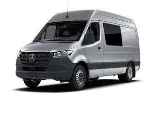 2021 Mercedes-Benz Sprinter 3500 High Roof V6 Van Crew Van