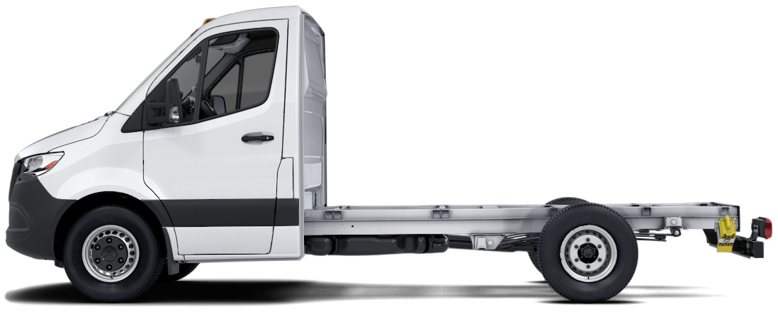 2021 Mercedes-Benz Sprinter 3500XD Chassis Truck Standard Roof V6
