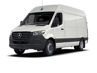 2021 Mercedes-Benz Sprinter 3500XD High Roof V6 Van Cargo Van