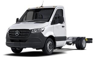 2021 Mercedes-Benz Sprinter 4500 Chassis Standard Roof 144