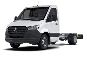 2021 Mercedes-Benz Sprinter Cab Chassis 4500 Standard Roof I4 170WB Truck