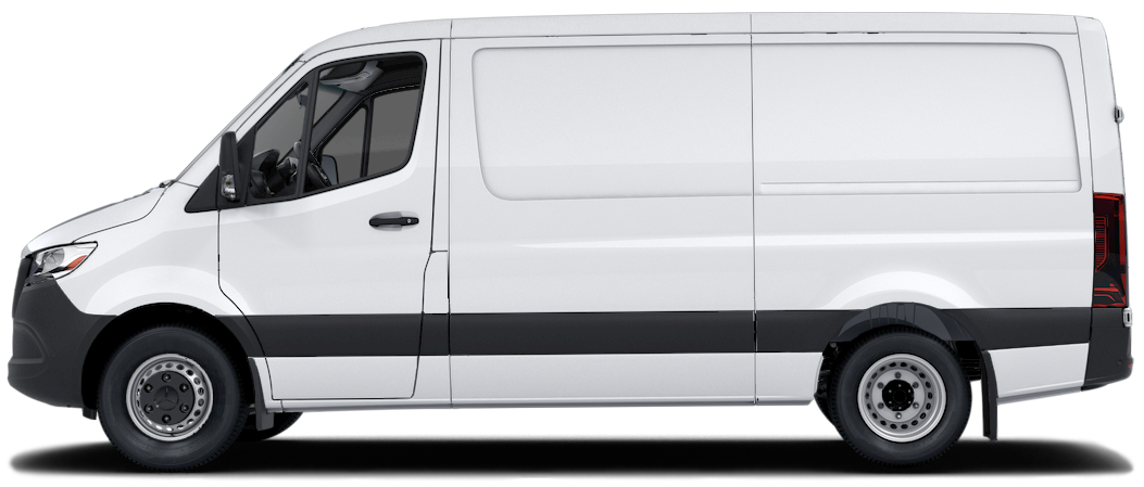 2021 Mercedes-Benz Sprinter 4500 Van Standard Roof V6