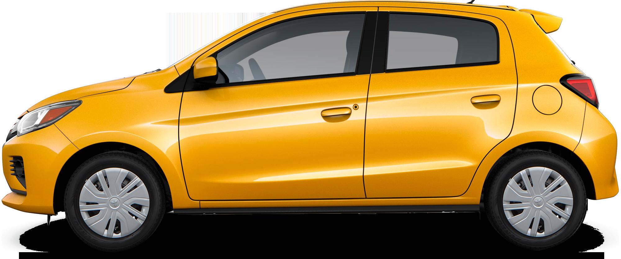 2021 Mitsubishi Mirage Hatchback ES