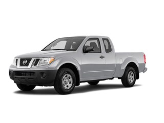 2021 Nissan Frontier S King Cab 4x4 Auto