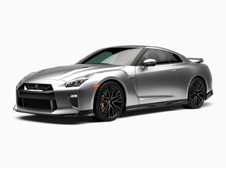 2021 Nissan GT-R Coupe Super Silver QuadCoat