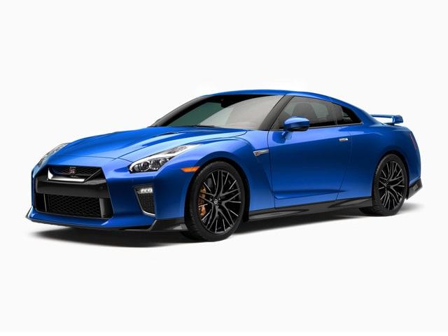 2021 Nissan GT-R Coupe