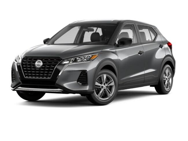2021 Nissan Kicks S SUV