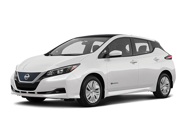 2021 Nissan LEAF Hatchback