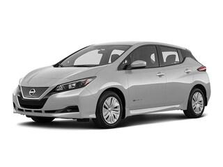 New 2021 Nissan LEAF S Hatchback Los Angeles, CA