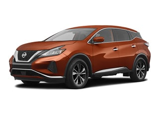 2021 Nissan Murano SUV Sunset Drift Chromaflair