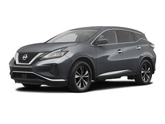 New 2021 Nissan Murano S SUV in South Burlington