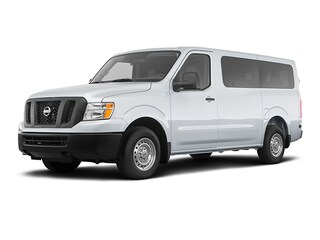 2021 Nissan NV Passenger NV3500 HD S V6 Van Passenger Van