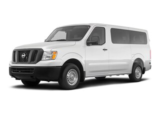 New  2021 Nissan NV Passenger NV3500 HD S V6 Van Passenger Van for Sale in Buena Park, CA
