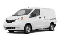 New 2021 Nissan NV200 S Van Compact Cargo Van Lake Norman, North Carolina