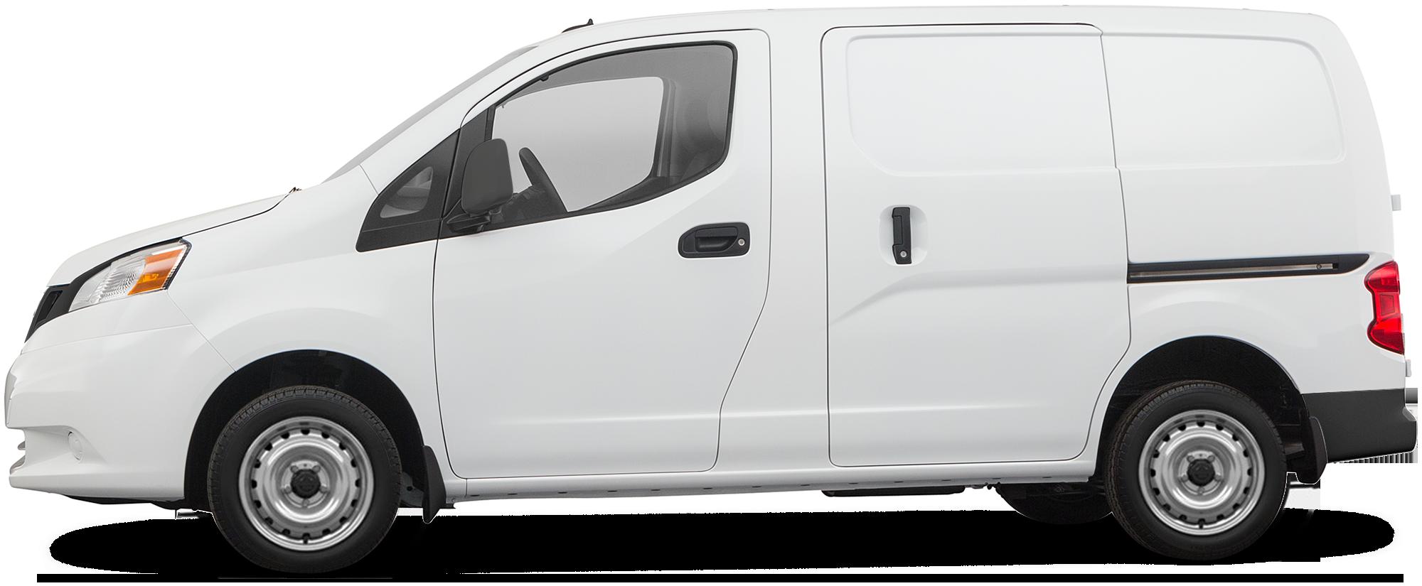 2021 Nissan NV200 Van S