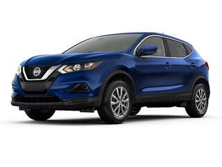 New 2021 Nissan Rogue Sport S SUV Eugene, OR