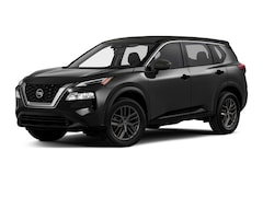 New 2021 Nissan Rogue S SUV in South Burlington