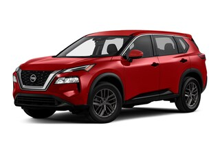 2021 Nissan Rogue S SUV with PowerLife Warranty