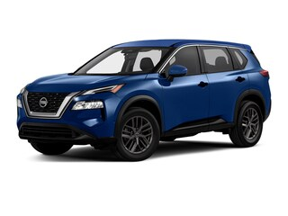 New 2021 Nissan Rogue S SUV for sale in Santa Fe, NM