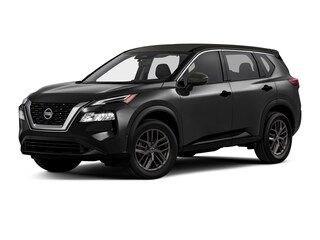 New 2021 Nissan Rogue S SUV near Houston, TX