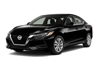 2021 Nissan Sentra Sedan Super Black