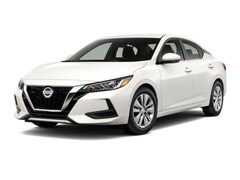 New 2021 Nissan Sentra S Sedan in South Burlington